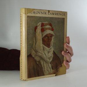 náhled knihy - Plukovník Lawrence. Nekorunovaný král Arabie