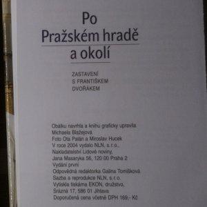 antikvární kniha Po Pražském hradě a okolí. Zastavení s Františkem Dvořákem , 2004