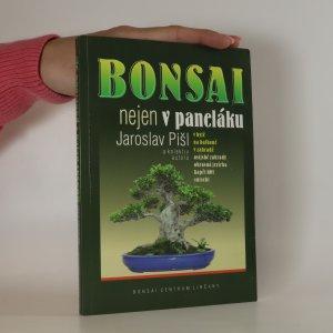 náhled knihy - Bonsai nejen v paneláku