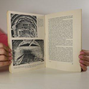 antikvární kniha Tunely a lidé v nich, 1945