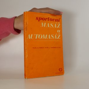 náhled knihy - Sportovní masáž a automasáž