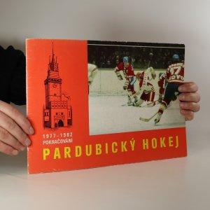 náhled knihy - Pardubický hokej 1977- 1982