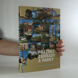 náhled knihy - Pražské zahrady a parky