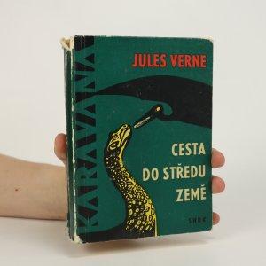 náhled knihy - Cesta do středu země