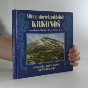 náhled knihy - Album starých pohlednic Krkonoš