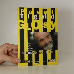 náhled knihy - Glosy o české politice 1996-1999
