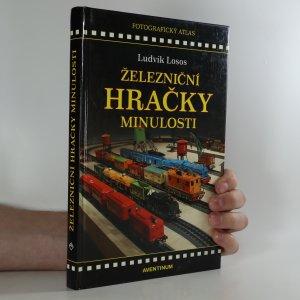 náhled knihy - Železniční hračky minulosti