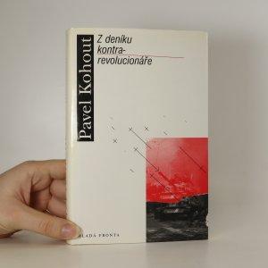 náhled knihy - Z deníku kontrarevolucionáře