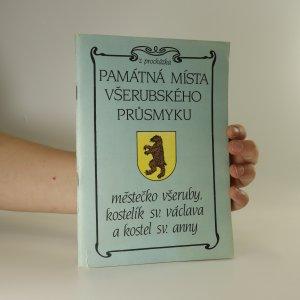 náhled knihy - Památná místa Všerubského průsmyku