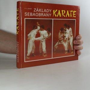 náhled knihy - Základy sebaobrany. Karate