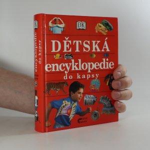náhled knihy - Dětská encyklopedie do kapsy