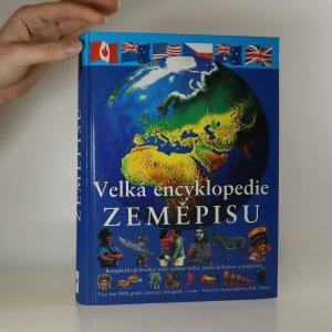 náhled knihy - Velká encyklopedie zeměpisu