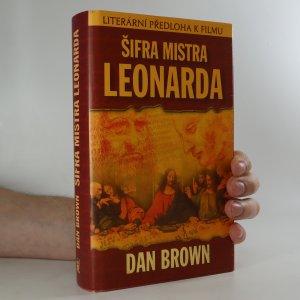náhled knihy - Šifra mistra Leonarda