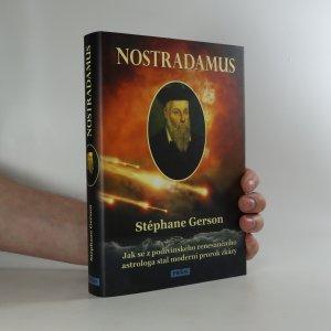 náhled knihy - Nostradamus