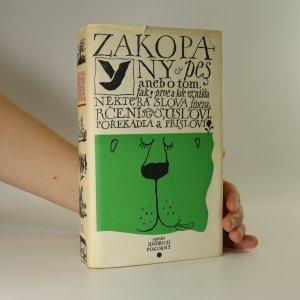 náhled knihy - Zakopaný pes