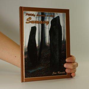 náhled knihy - Příběhy kamenů a skal Šumavy