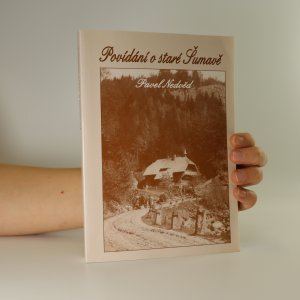 náhled knihy - Povídání o staré Šumavě