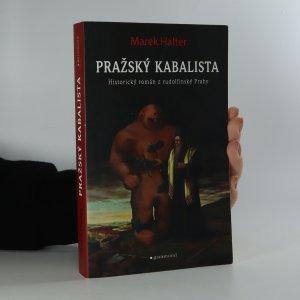 náhled knihy - Pražský kabalista