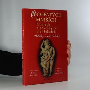 náhled knihy - O copatých mniších, šibalech a nevěrných manželkách