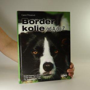 náhled knihy - Border kolie od A do Z