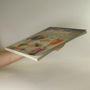 antikvární kniha Hobby origami. Papírové skládanky pro velké i malé, 1994