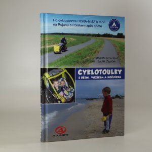 náhled knihy - Cyklotoulky s dětmi, vozíkem a nočníkem