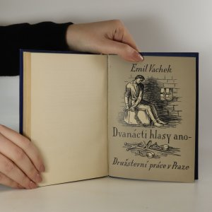 antikvární kniha 3x Emil Vachek (viz foto), 1926-1931