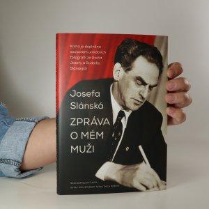 náhled knihy - Zpráva o mém muži