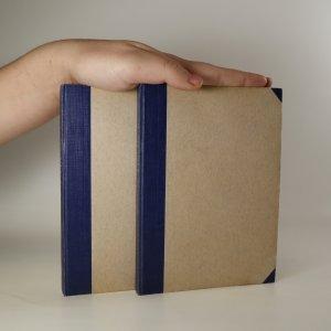 náhled knihy - Konfese literáta. I. a II. díl (dva svazky)