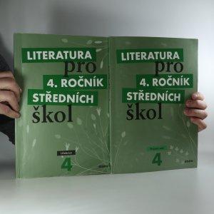náhled knihy - Literatura pro 4. ročník středních škol (učebnice + pracovní sešit, 2 svazky)