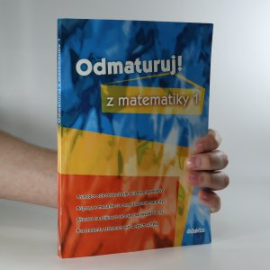 náhled knihy - Odmaturuj! z matematiky 1