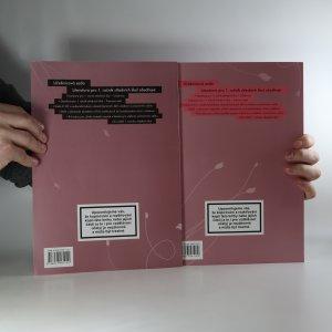 antikvární kniha Literatura pro 1. ročník středních škol (učebnice + pracovní sešit, 2 svazky), 2008