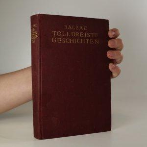 náhled knihy - Die dreißig tolldreisten Geschichten