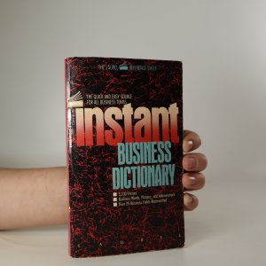 náhled knihy - Instant Business Dictionary