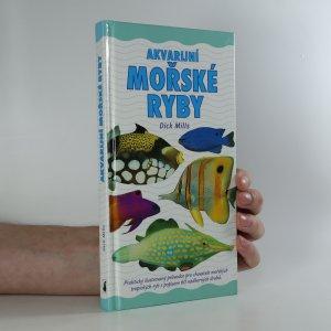 náhled knihy - Akvarijní mořské ryby