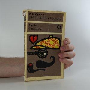 náhled knihy - Pozvánka pro Hercula Poirota (rozpadlá vazba)