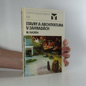 náhled knihy - Stavby a architektura v zahradách