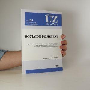 náhled knihy - Sociální pojištění. ÚZ č. 624