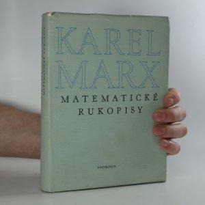 náhled knihy - Matematické rukopisy