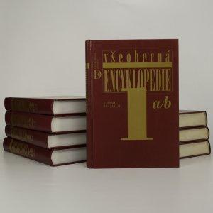 náhled knihy - Všeobecná encyklopedie I-VIII (8 svazků, komplet)