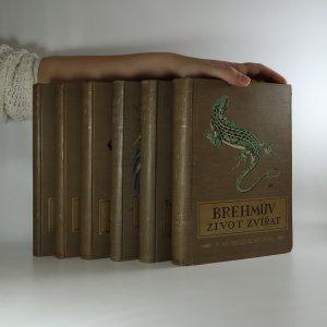 náhled knihy - Brehmův ilustrovaný Život zvířat I-VI (6 svazků, komplet)