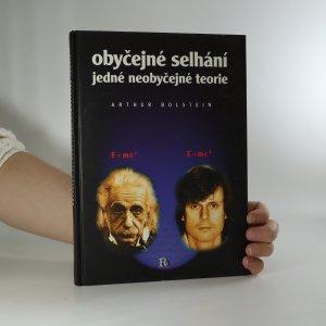 náhled knihy - Obyčejné selhání jedné neobyčejné teorie