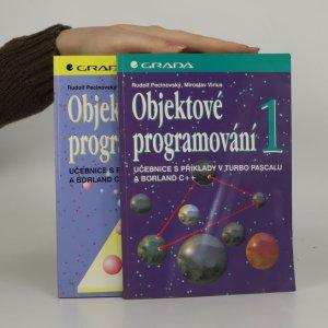 náhled knihy - Objektové programování 1-2 (2 svazky)