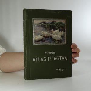 náhled knihy - Kobrův atlas ptactva