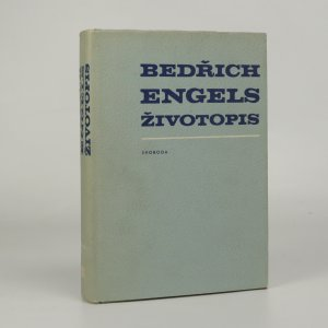 náhled knihy - Bedřich Engels. Životopis