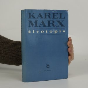 náhled knihy - Karel Marx. Životopis