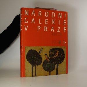 náhled knihy - Národní galerie v Praze I. Sbírka starého evropského umění, sbírka starého českého umění
