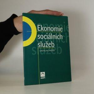 náhled knihy - Ekonomie sociálních služeb