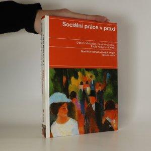 náhled knihy - Sociální práce v praxi. Specifika různých cílových skupin a práce s nimi