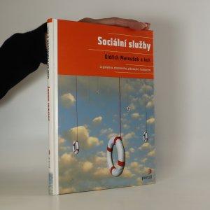 náhled knihy - Sociální služby. Legislativa, ekonomika, plánování, hodnocení
